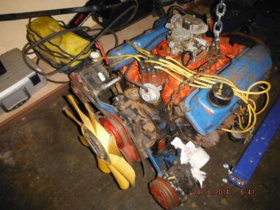 Ford 302 V8 Cleveland Engine Springs Spares And