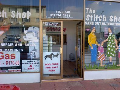 sewing machine repair shop