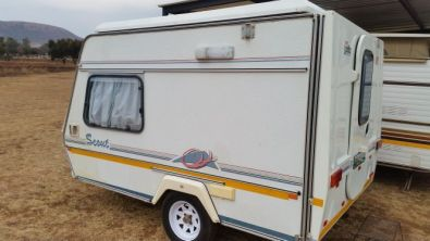 Unique 45 Small Caravans South Africa
