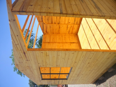 We build wendy houses pallets and lots more boksburg for Building a wendy house from pallets