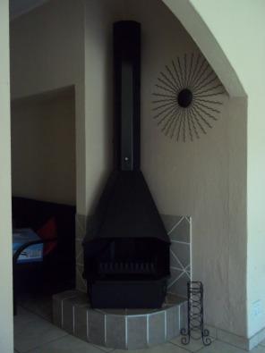 Home fires victorian freestanding corner fireplace for Victorian corner fireplace