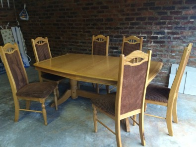 oakwood dining set for sale johannesburg diningroom furniture
