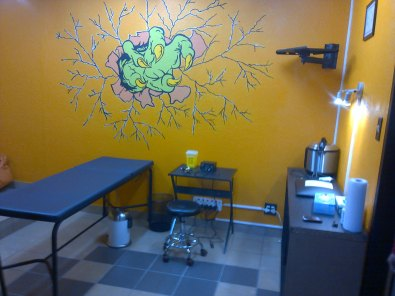 MYSTIC INK TATTOO STUDIO in Brakpan