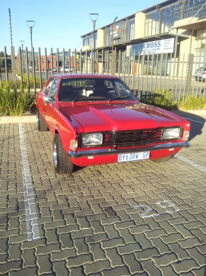 Ford Cortina 3000v6 Xle Big Six Midrand Ford
