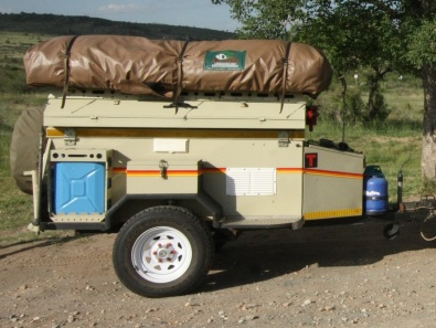 Original Archive Venter Mossie Camping Trailer Roodepoort  Olxcoza