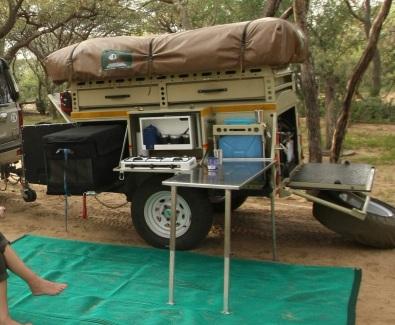 Wonderful Archive Venter Bushbaby Camping Trailer Middelburg  Olxcoza