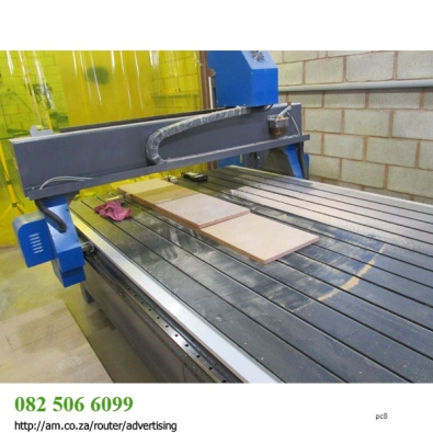 2000x3000mm 3kW CNC Advertising Routering Machines