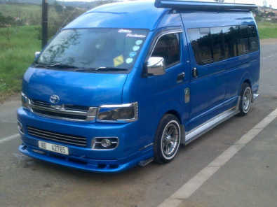 Toyota Quantum For Sale Sandton Minibuses And