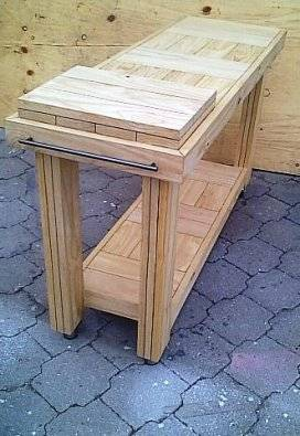 Kitchen Butchers Block Cape Town : Butchers Block Farmhouse Series 1500 Mobile 1 Hump - Sealed Brakpan Kitchen Furniture ...