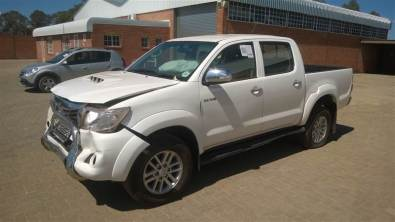 Accident Damaged Bakkie For Sale | | Bakkies and LDVs ...