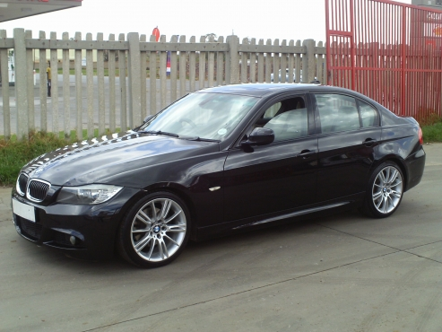 2009 bmw 325i sedan m pack e90 automatic for sale. Black Bedroom Furniture Sets. Home Design Ideas