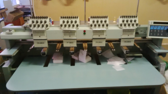 rent embroidery machine