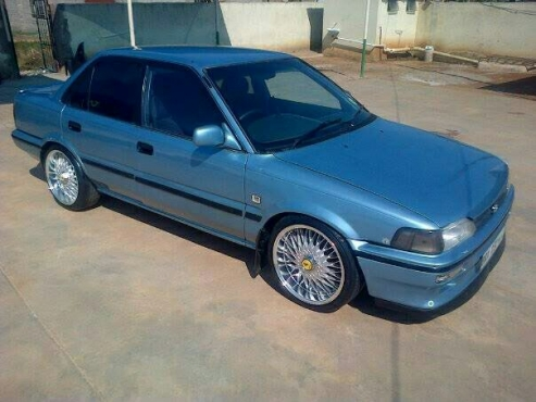 Toyota Corolla For Sale >> Toyota Kentucky Rounder | Polokwane | Toyota | 60148260 | Junk Mail Classifieds