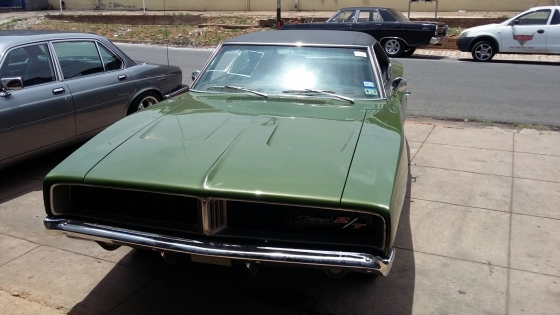 1969 Dodge Charger R T Classic Cars 60174274 Junk