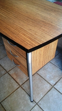 Laminate Office Desk with drawers