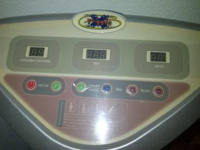 CRAZY FIT MASSAGE - Vibration machine (2nd Hand)