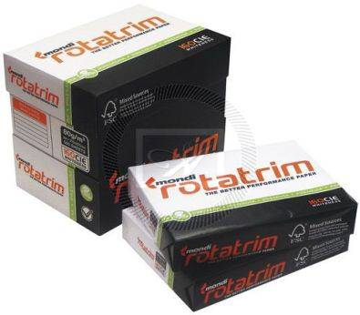 rotatrim paper for sale cape town Mondi rotatrim is a multifunctional office paper and runs smoothly through  photocopiers, laser and inkjet printers.
