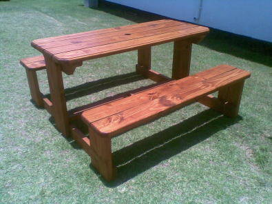 Benches In Gauteng Value Forest