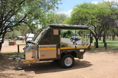 Awesome Echo Chobe 4X4 Off Road Camper  Randburg  Caravans And Campers