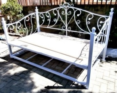 Wrought Iron Beds And Day Beds All Sizes Amp Colours