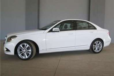 Mercedes Benz C Class Sedan 200 Blueefficiency Ava