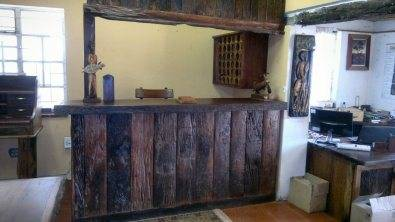 Sleeper Wood Bar Bar Furniture