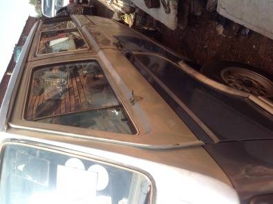 Stripping VW Caravelle 1988 for Spares