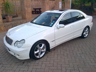 2006 Mercedes Benz C200 Kompressor For Sale R48000 West