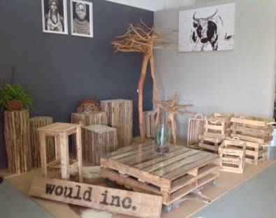 Reclaimed/recycled Wood And Pallet Furniture | Durban ...