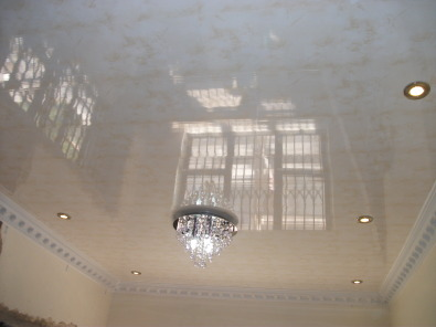 how to join pvc ceiling