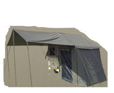 Venter Savuti Trailer With Roof Tent Benoni Camping