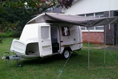 Brilliant Scotty Mpt On Off Road Caravan   Caravans And Campers  43310384