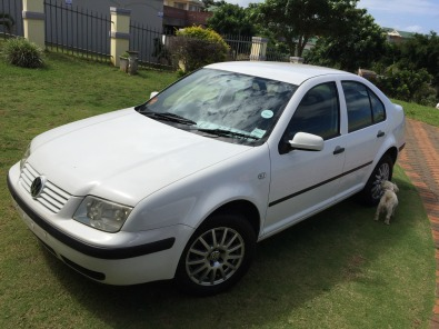 VW Jetta 4 2002