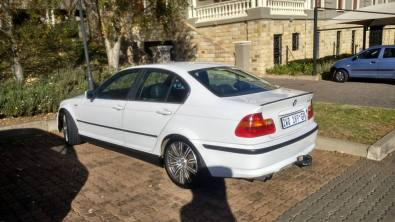 bmw 330i e46 2002 model for sale benoni bmw junk. Black Bedroom Furniture Sets. Home Design Ideas