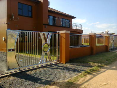 Stainless Steel Driveway Gates Burglar Guards Etc