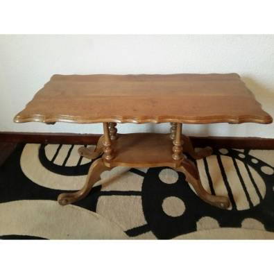 French Fruitwood Petite Coffee Table Southern Suburbs Lounge Furniture Junk Mail