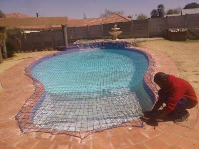 Swimming Pool Nets Covers Central Pools And