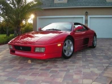 348 Ferrari Chatsworth Sports Cars Junk Mail