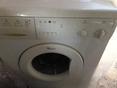 machine not working whirlpool