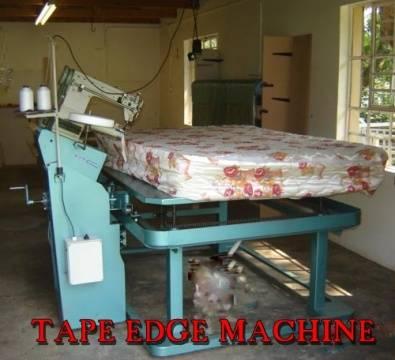 used mattress edge machine for sale