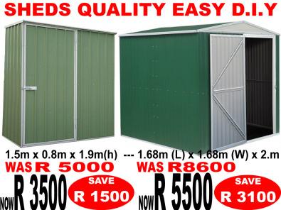 Roof Sheets Durban Kzn Greenhouse Shed Aviary Durban