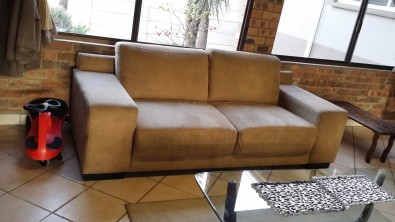 Grafton everest suede couch for sale johannesburg for Suede couches for sale