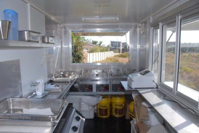 Food trailers kitchen trailers all on sale milnerton for Kitchens western cape