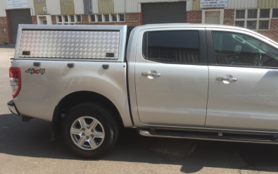 Ford Ranger T6 Aluminium Canopies For Sale South Rand