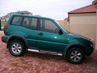 swb 2000 nissan terrano ii 2 7 tdi 4x4 vehicles 42236157 junk mail classifieds. Black Bedroom Furniture Sets. Home Design Ideas