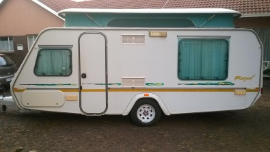 Awesome Gypsey Caravan For Sale