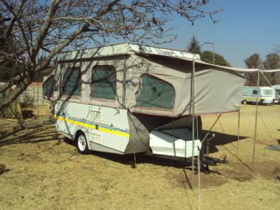 New Gypsey 3 Caravan For Sale  West Rand  Caravans And Campers