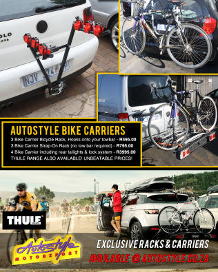 Bike Rack Bicycle Carrier Cycle Thule Range Also Cape