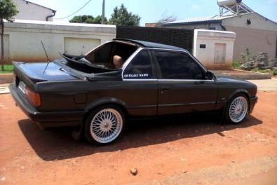 1993 Bmw E30 325i With 2 7 Engine For Sale Bmw