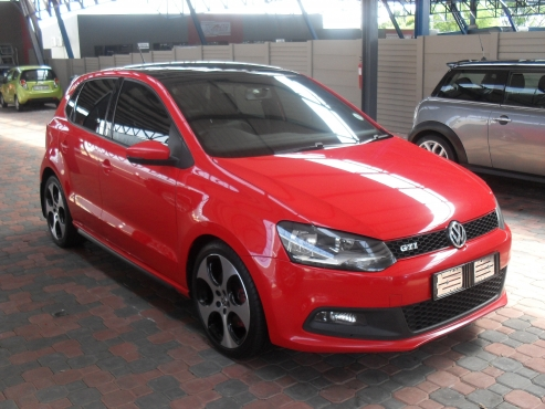 2013 vw polo 6 gti for sale pretoria east volkswagen. Black Bedroom Furniture Sets. Home Design Ideas